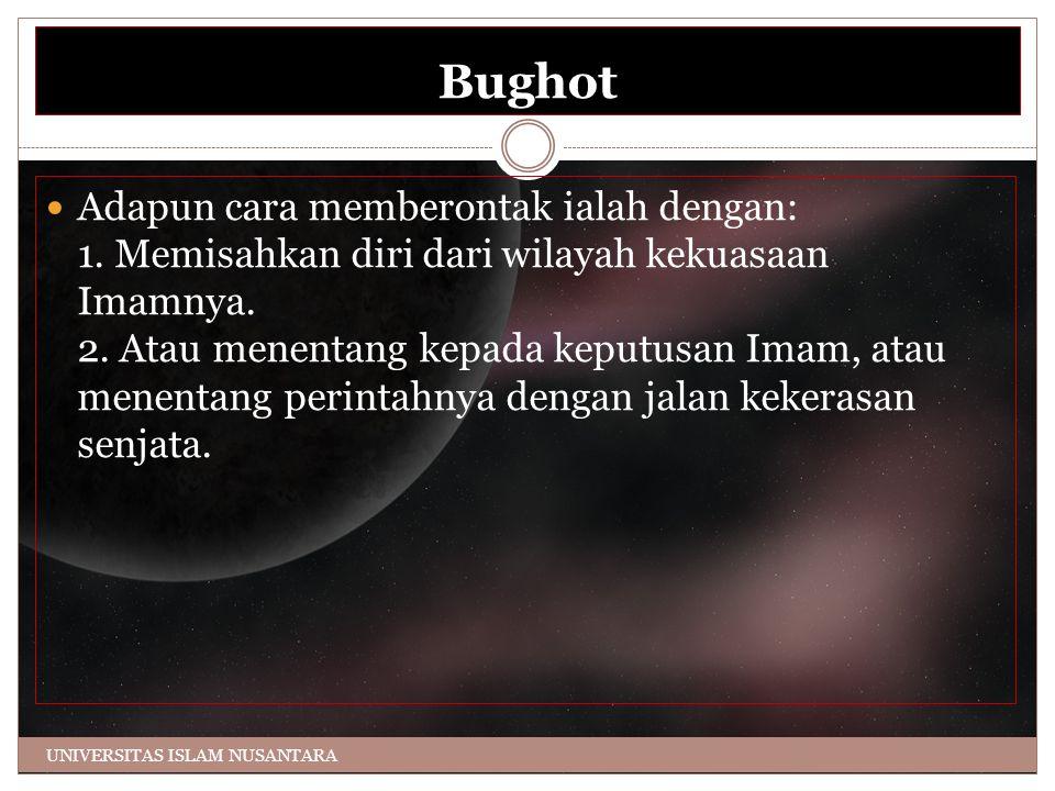 Bughot