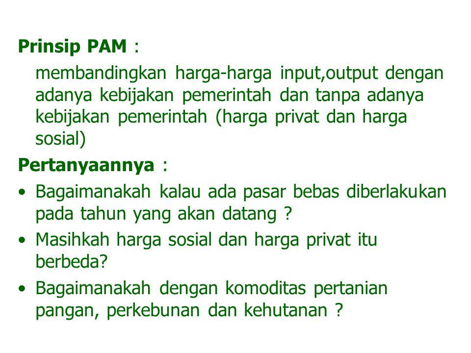 Prinsip PAM :