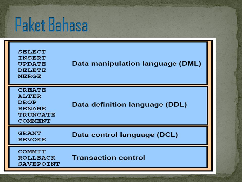 Paket Bahasa