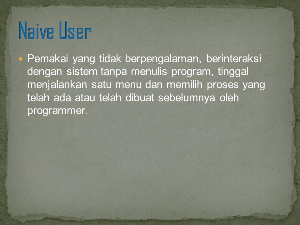 Naive User