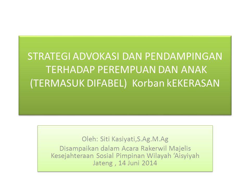 Oleh: Siti Kasiyati,S.Ag.M.Ag