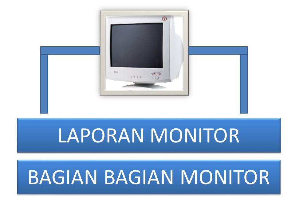 LAPORAN MONITOR BAGIAN BAGIAN MONITOR