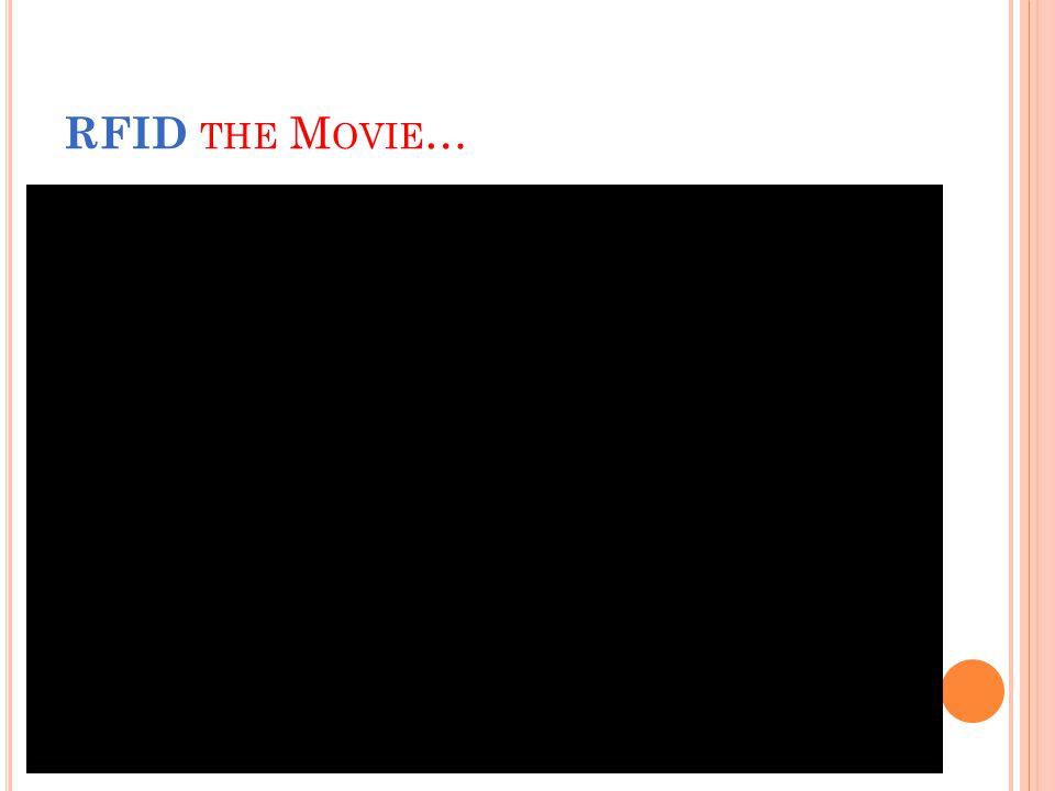 RFID the Movie…