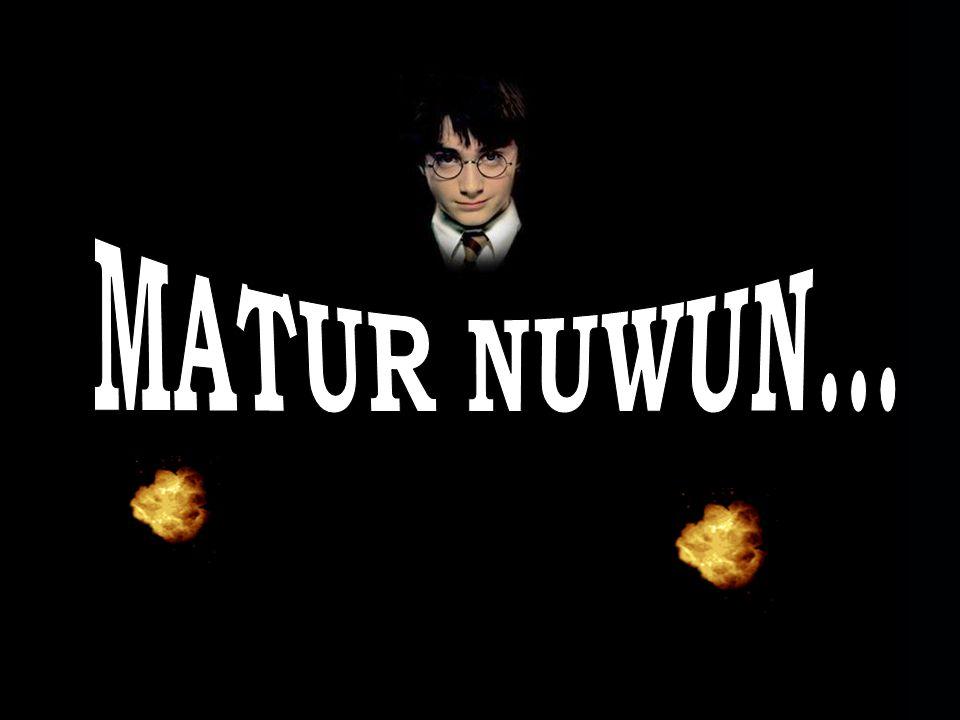 MATUR NUWUN...