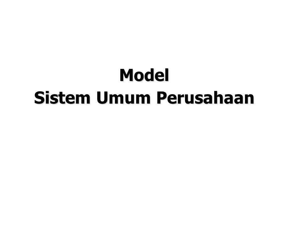 Sistem Umum Perusahaan
