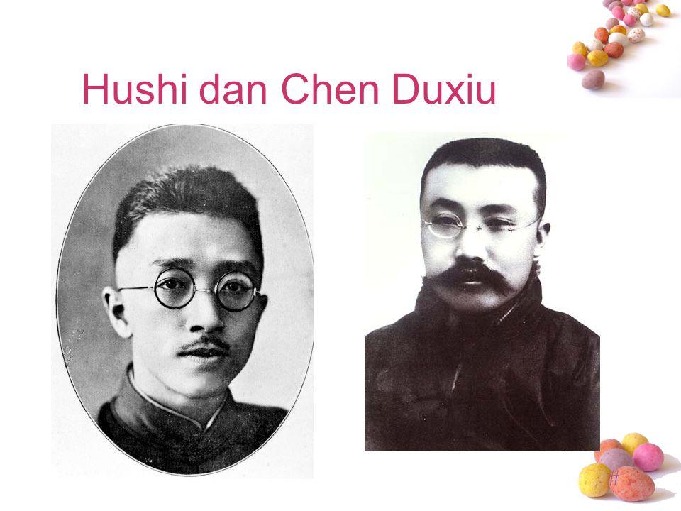 Hushi dan Chen Duxiu