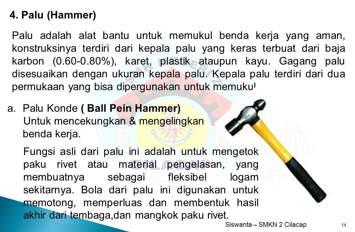 4. Palu (Hammer)