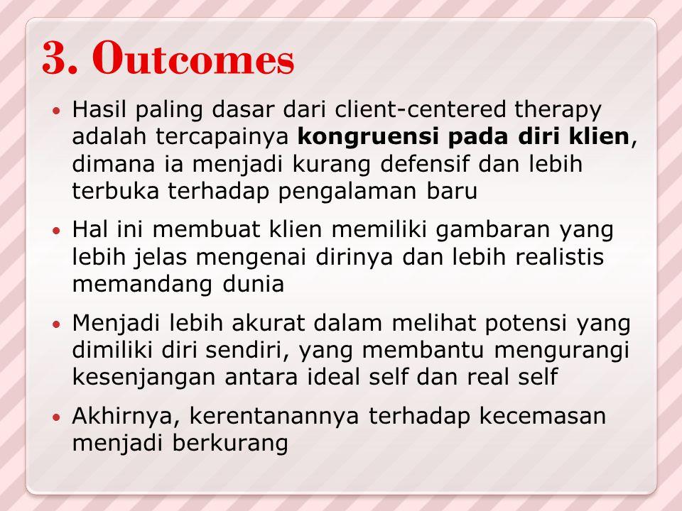 3. Outcomes