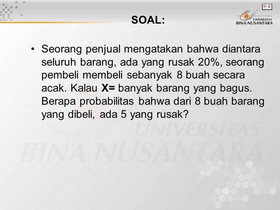 SOAL: