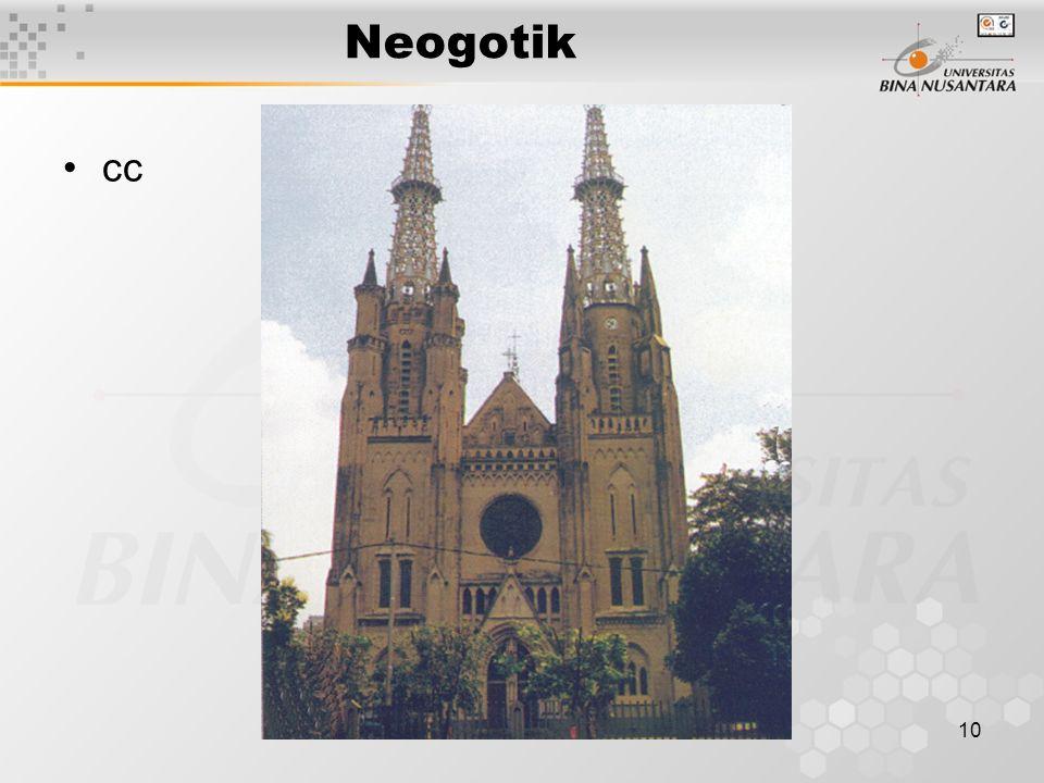 Neogotik cc