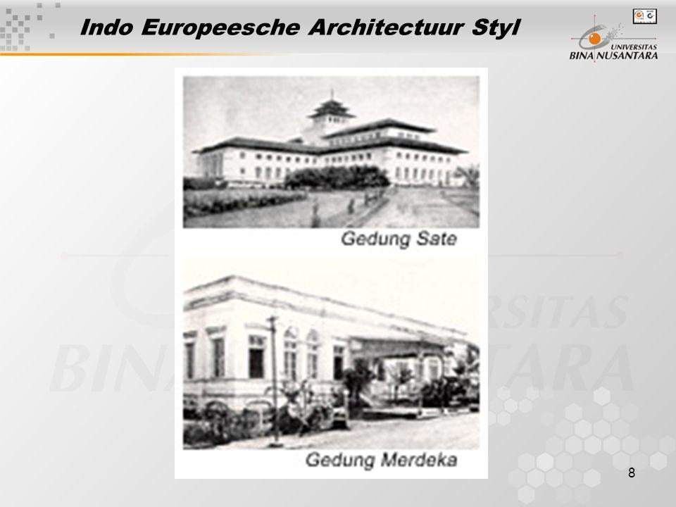 Indo Europeesche Architectuur Styl