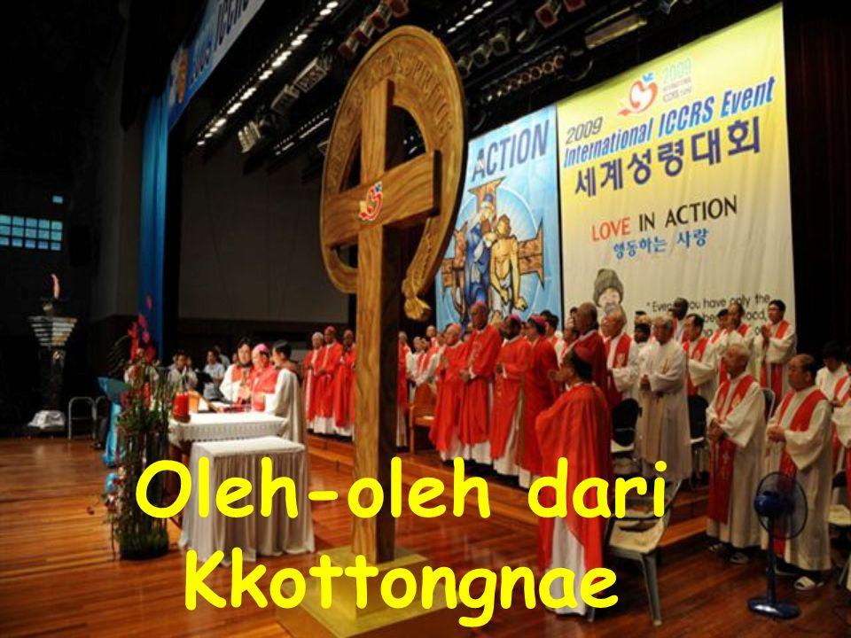 Oleh-oleh dari Kkottongnae