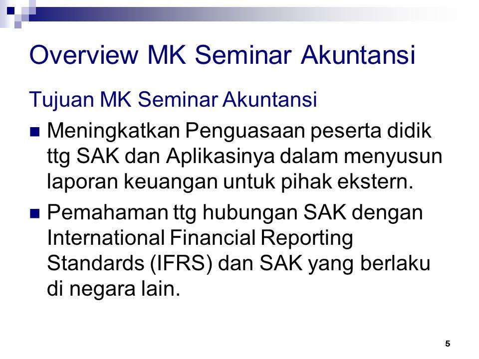 Overview MK Seminar Akuntansi