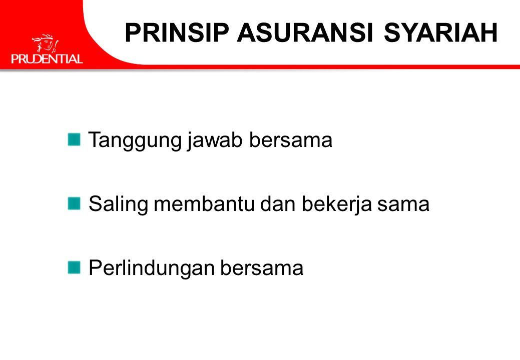 PRINSIP ASURANSI SYARIAH