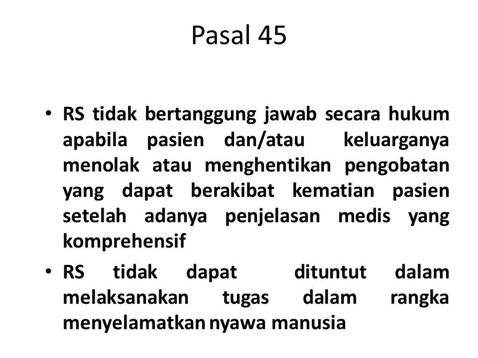 Pasal 45