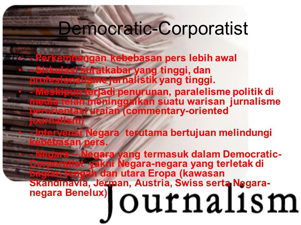 Democratic-Corporatist