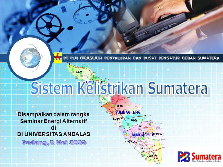 Sistem Kelistrikan Sumatera