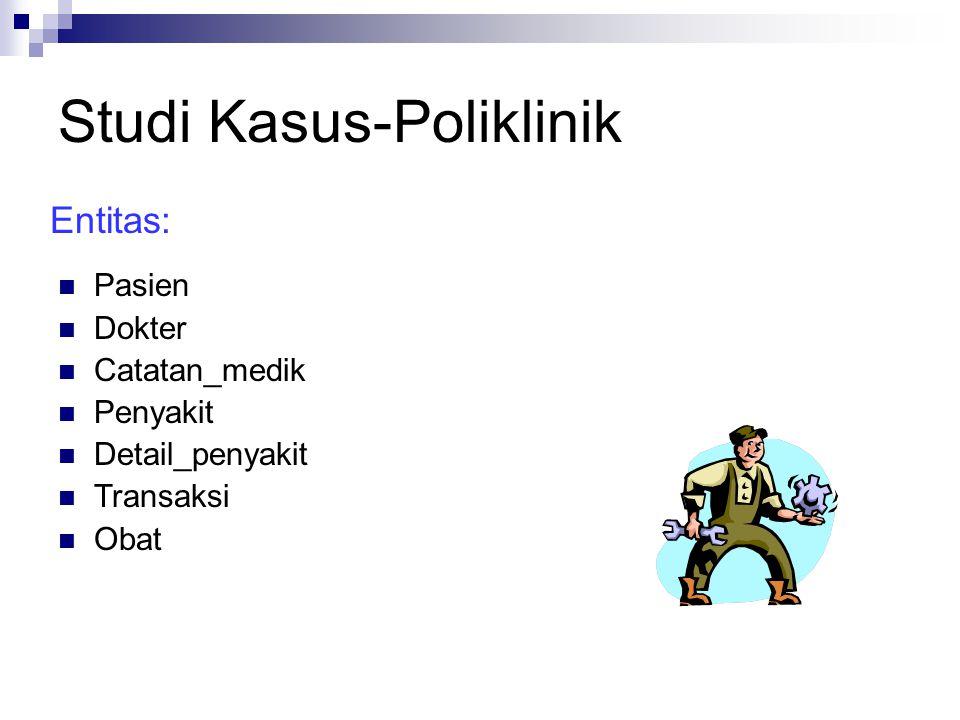 Studi Kasus-Poliklinik