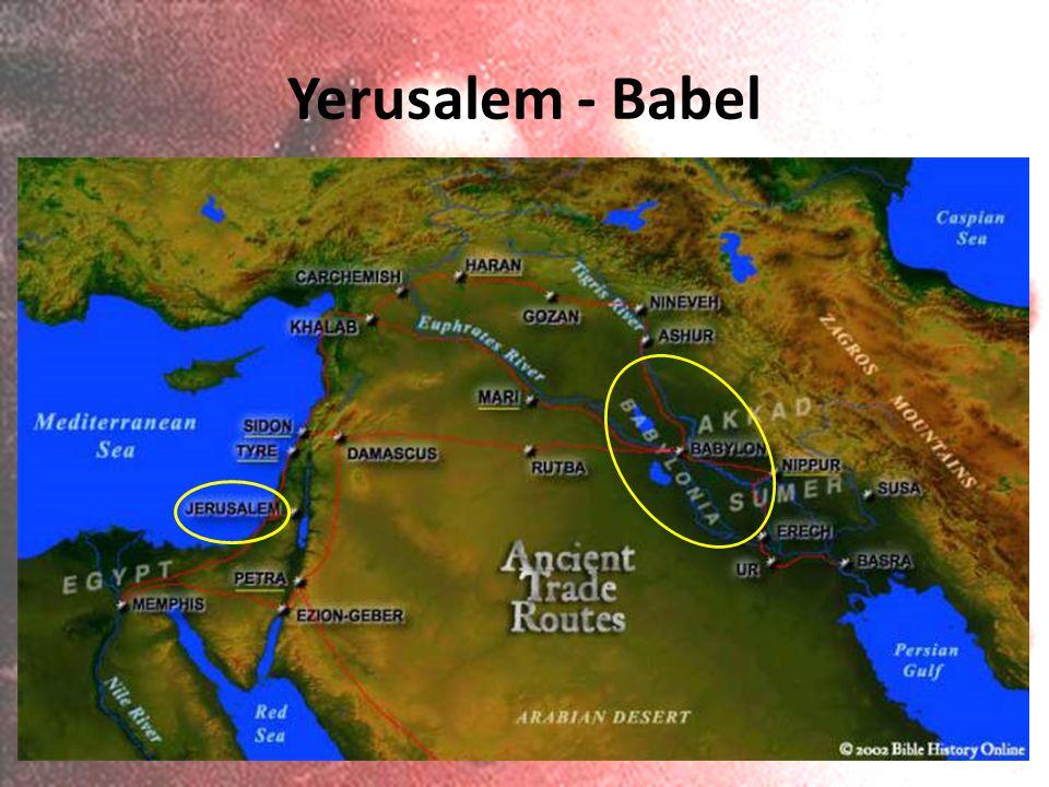 Yerusalem - Babel