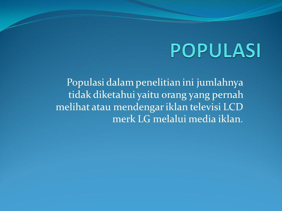 POPULASI