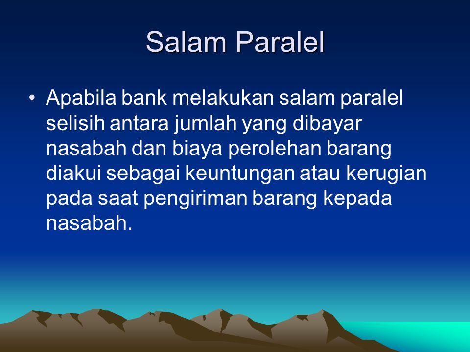 Salam Paralel