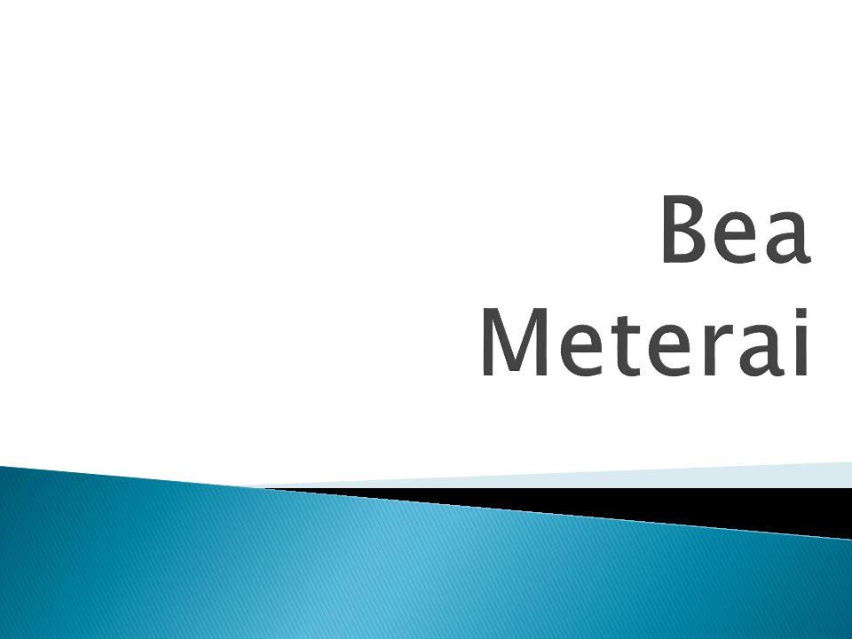 Bea Meterai