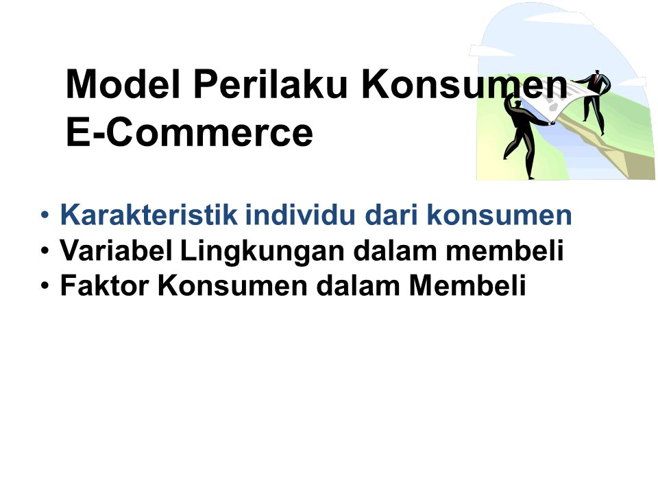 Model Perilaku Konsumen E-Commerce