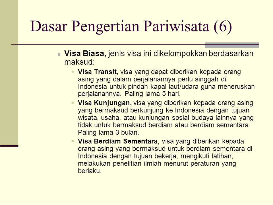 Dasar Pengertian Pariwisata (6)