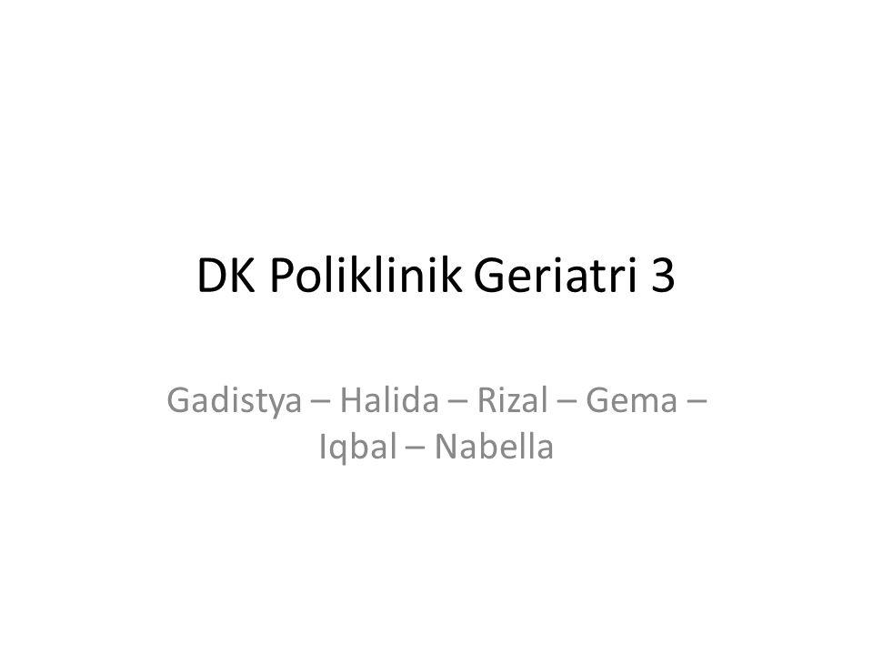DK Poliklinik Geriatri 3