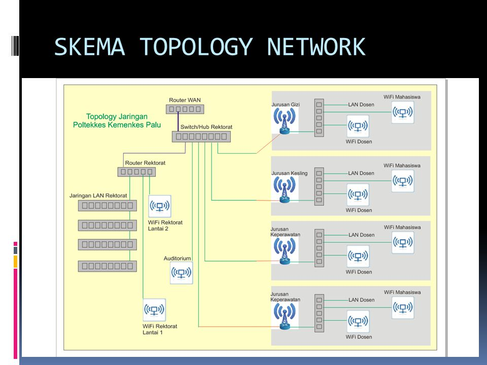 SKEMA TOPOLOGY NETWORK