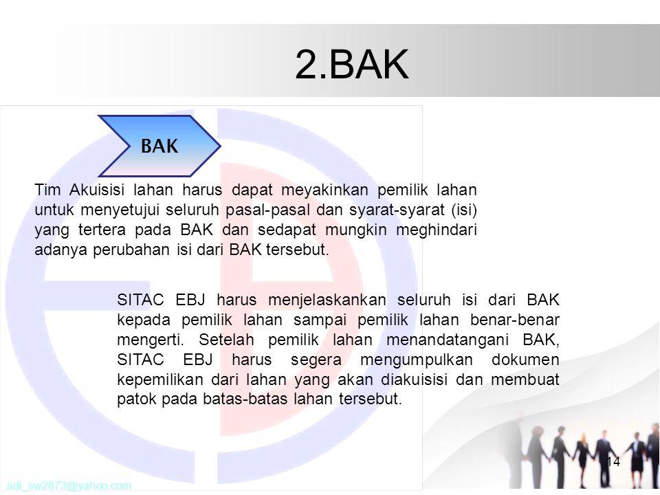 2.BAK BAK.