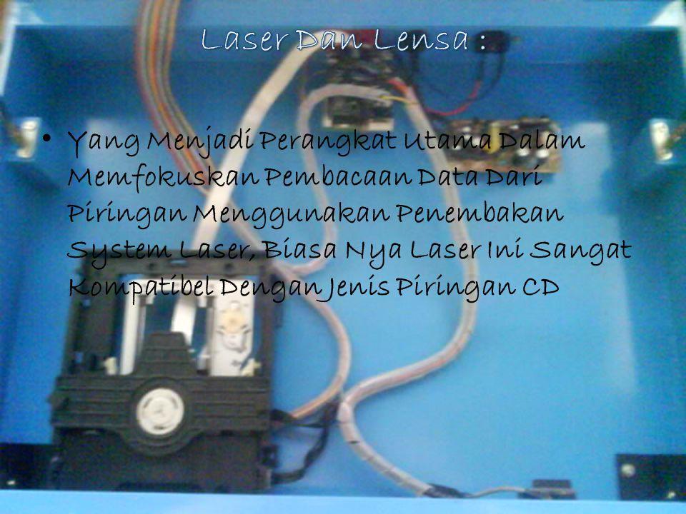 Laser Dan Lensa :