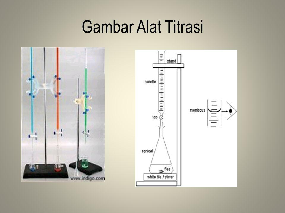 Gambar Alat Titrasi