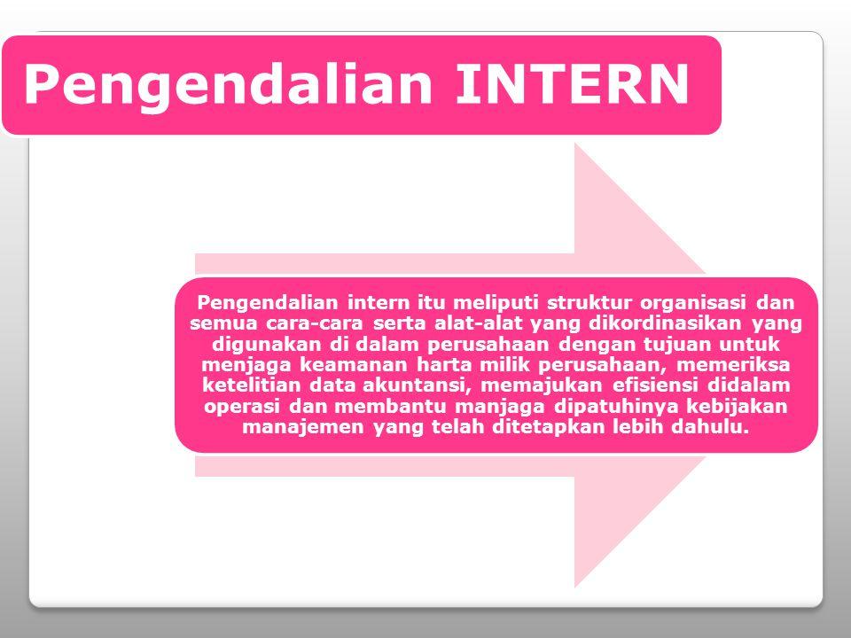Pengendalian INTERN