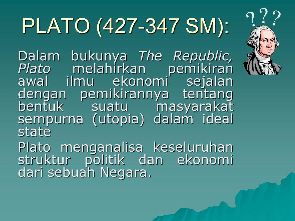 PLATO (427-347 SM):