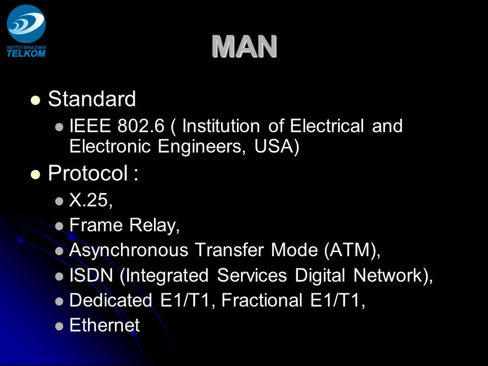 MAN Standard Protocol :
