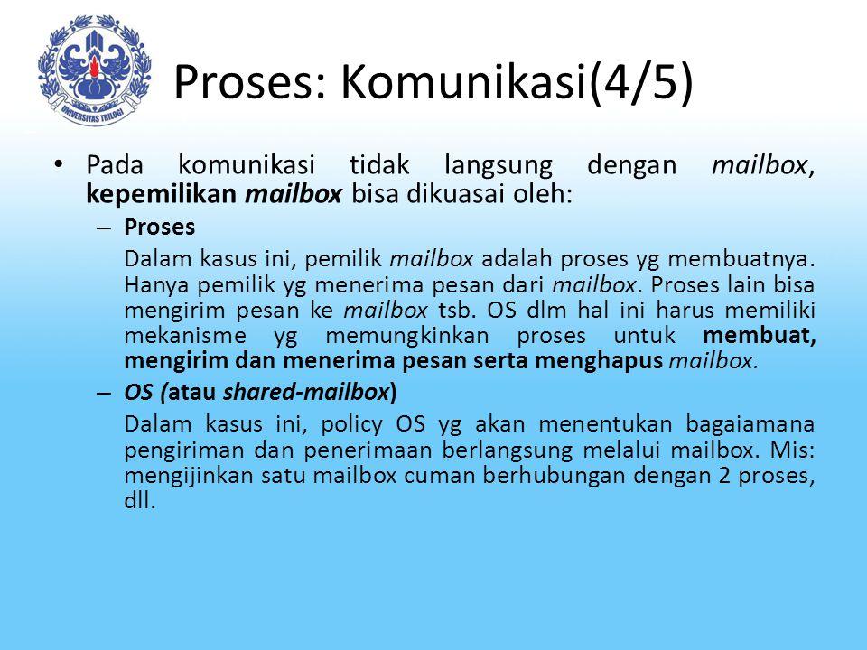 Proses: Komunikasi(4/5)