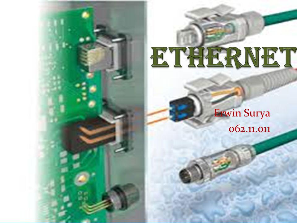 Ethernet Erwin Surya 062.11.011