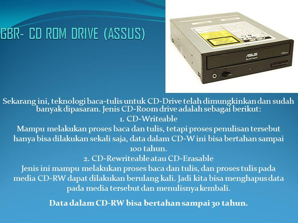 GBR- CD ROM DRIVE (ASSUS)