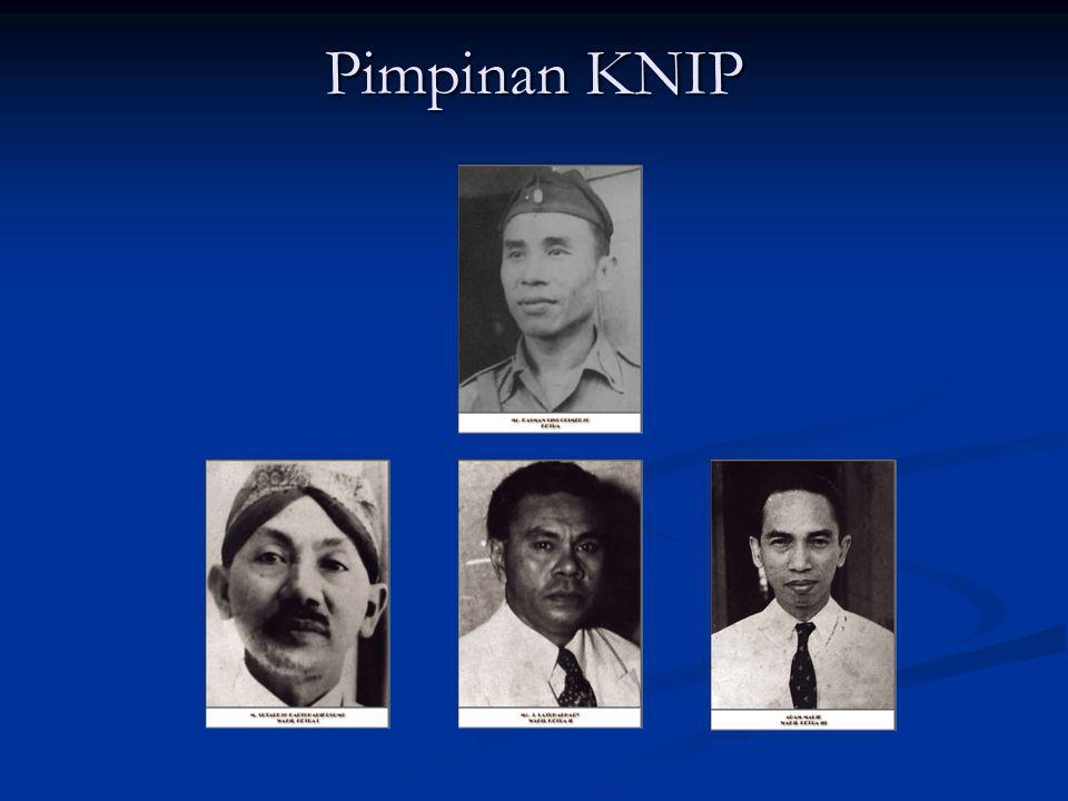 Pimpinan KNIP