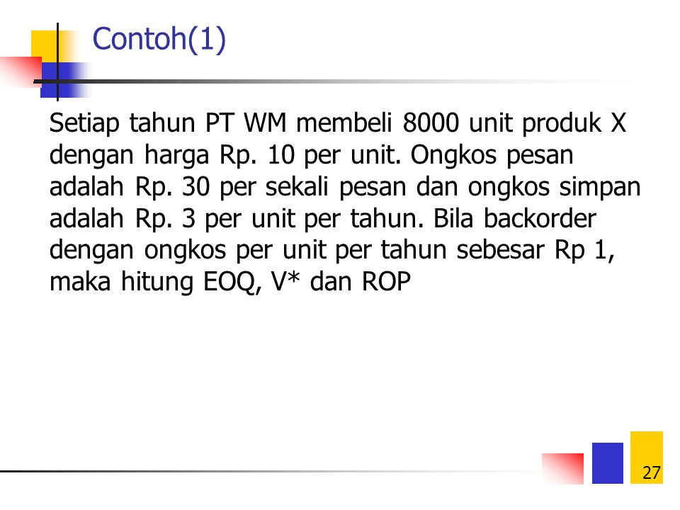 Contoh(1)