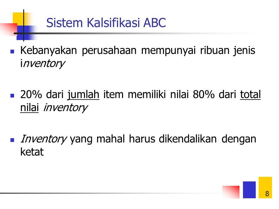 Sistem Kalsifikasi ABC