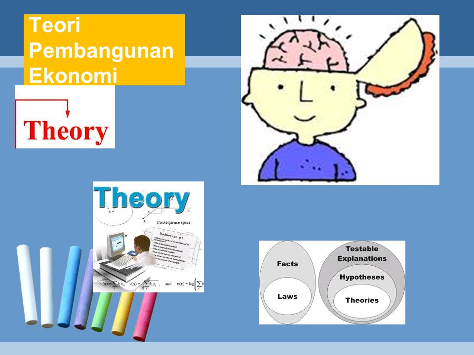 Teori Pembangunan Ekonomi