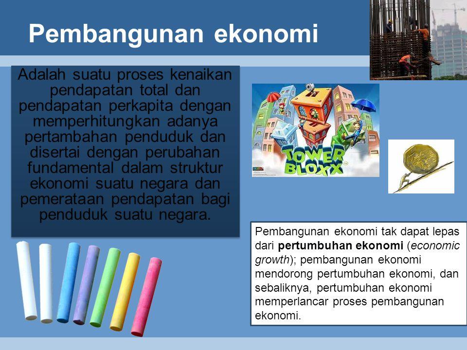 Pembangunan ekonomi