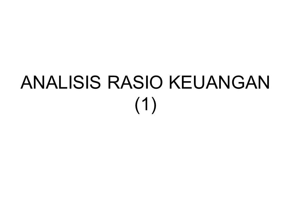 ANALISIS RASIO KEUANGAN (1)