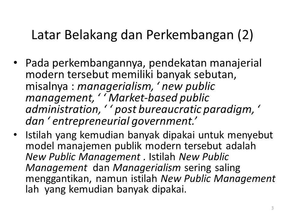 Latar Belakang dan Perkembangan (2)