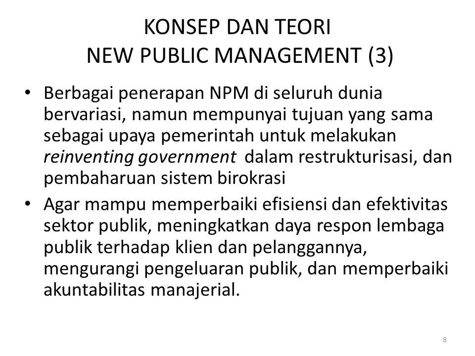 KONSEP DAN TEORI NEW PUBLIC MANAGEMENT (3)