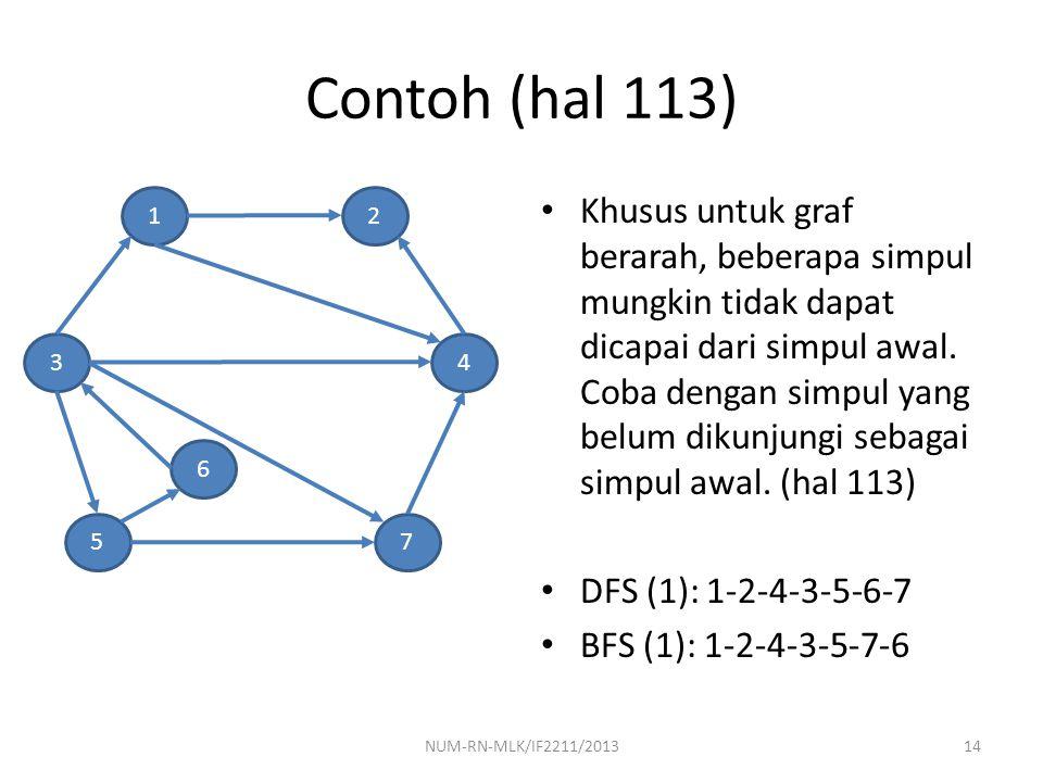 Contoh (hal 113) 1. 2.