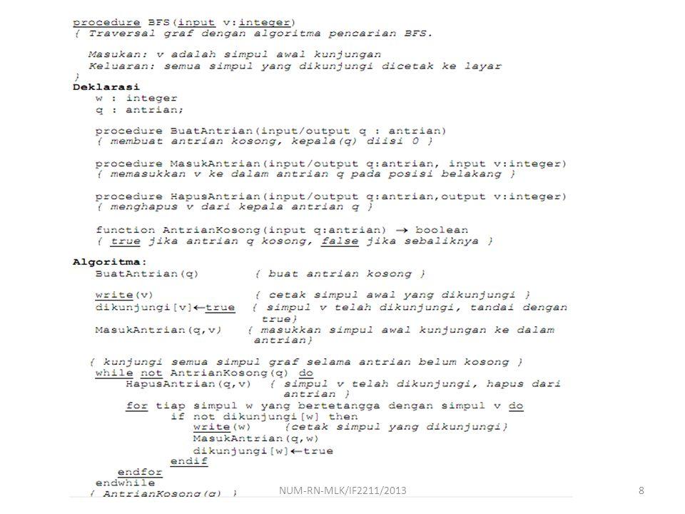 NUM-RN-MLK/IF2211/2013
