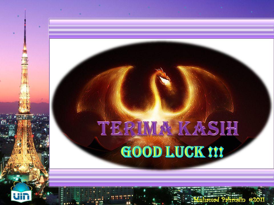 Terima kasih Good luck !!!